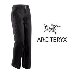 Arc'Teryx Parapet Black Hiking Pants
